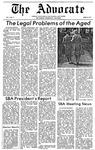The Advocate, April 25, 1973