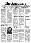 The Advocate, November 25, 1975