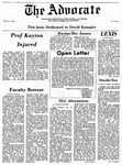 The Advocate, February 7, 1978