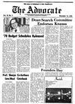 The Advocate, November 15, 1978
