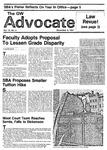 The Advocate, December 9, 1981