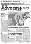 The Advocate, February 10, 1982