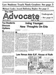 The Advocate, April 14, 1982