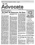 The Advocate, October 6, 1982