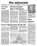 The Advocate, April 11, 1983