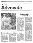 The Advocate, October 7, 1983