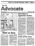 The Advocate, October 21, 1983