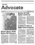 The Advocate, March 9, 1984