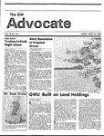 The Advocate, April 13, 1984