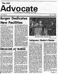 The Advocate, November 5, 1984