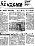 The Advocate, November 26, 1984