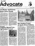 The Advocate, February 25, 1985