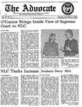 The Advocate, November 3, 1986