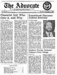 The Advocate, November 17, 1986