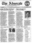 The Advocate, February 23, 1987