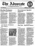 The Advocate, March 9, 1987