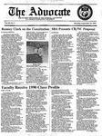 The Advocate, September 21, 1987