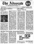 The Advocate, November 2, 1987