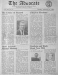 The Advocate, February 21, 1989