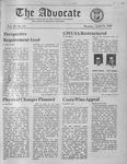 The Advocate, April 10, 1989