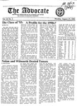 The Advocate, August 27, 1990