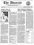 The Advocate, November 5, 1990