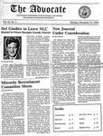 The Advocate, November 19, 1990