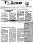 The Advocate, November 11, 1991