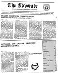 The Advocate, November 25, 1991