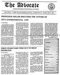 The Advocate, April 27, 1992