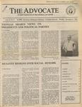 The Advocate, November 9, 1992