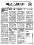 The Advocate, February 22, 1993