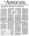 The Advocate, February 28, 1994