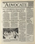 The Advocate, November 7, 1994