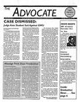 The Advocate, November 13, 1995