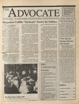 The Advocate, February 13, 1995