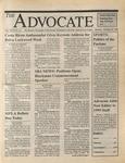 The Advocate, February 27, 1995
