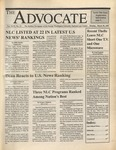 The Advocate, March 20, 1995