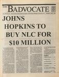 The Advocate, April 1 & 3, 1995