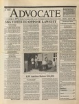 The Advocate, April 17, 1995