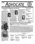 The Advocate, February 19, 1996